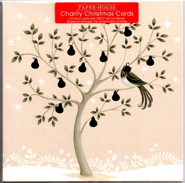 charity christmas packs cards hatty boots quality greeting cards