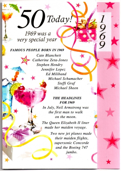 Birthday Cards Hatty Boots Quality Greeting Jpg 424x600 Wishes Men 1969